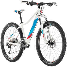 Cube Access WS Pro Women White'n'Blue